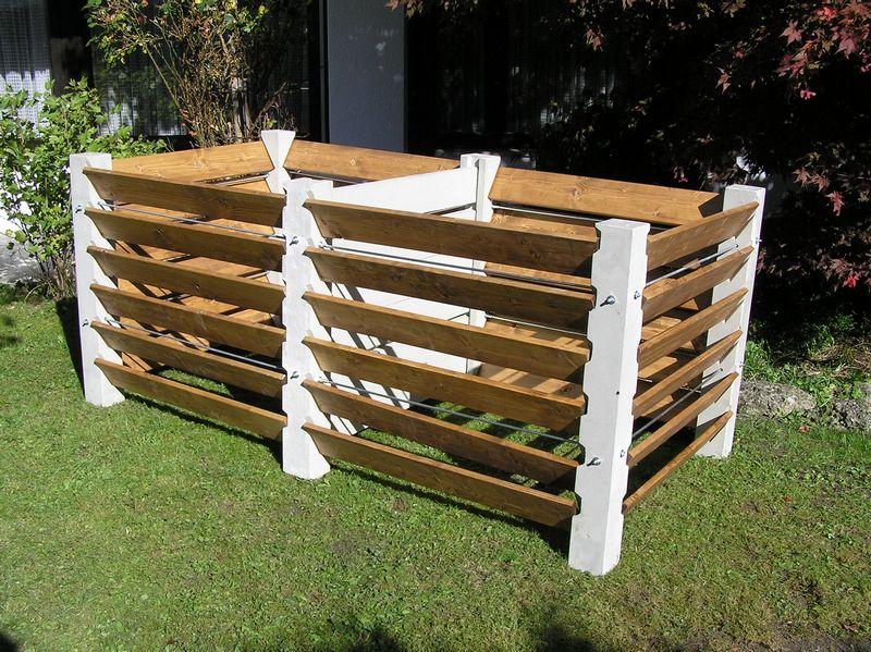 Kompostbehälter Betonwerk Scholz Wasserbehälter Tröge